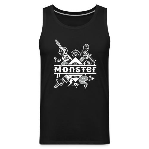 [Monster Inc] débardeur - Men's Premium Tank Top