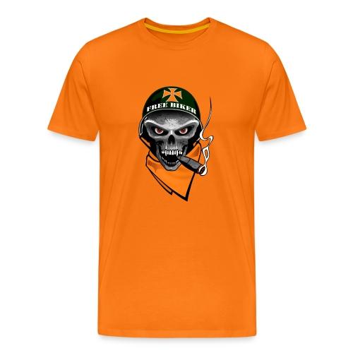 FREE BIKE - Men's Premium T-Shirt