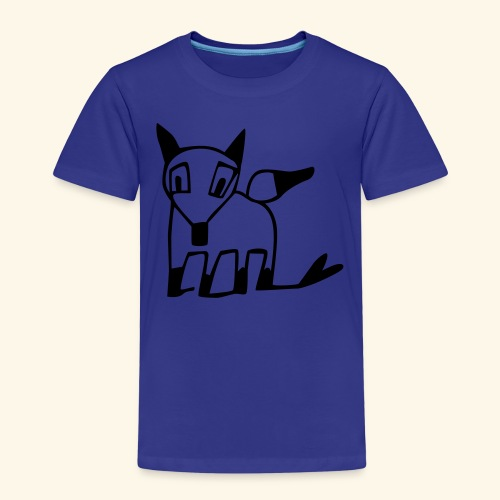 Foxy! - Kinder Premium T-Shirt
