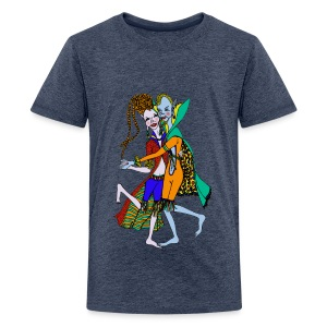 elfen t-shirt voor teenager - Teenager Premium T-shirt