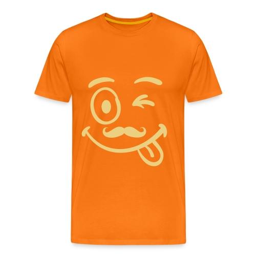 Cheeky Wink - Men's Premium T-Shirt