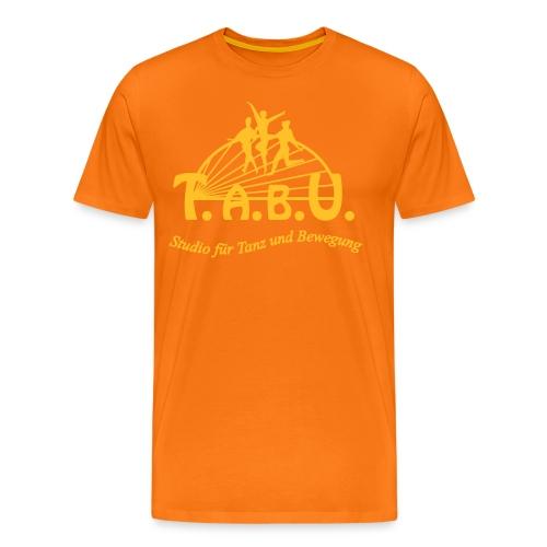 Power-Kids TABU-Shirt mit Name  - Männer Premium T-Shirt