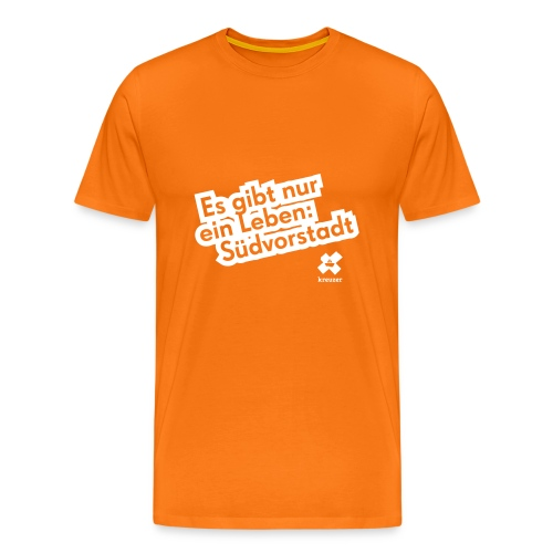 kreuzer-Shirt Südvorstadt Herren - Männer Premium T-Shirt