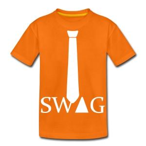 Swag T-shirt kinderen - Teenager Premium T-shirt
