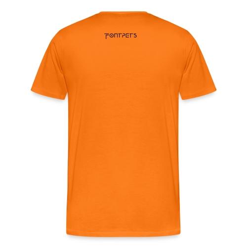 LUCHADOR - Men's Premium T-Shirt