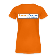T-Shirts ~ Frauen Premium T-Shirt ~ Racket Center