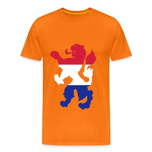 Mannen voetbalshirt - Mannen Premium T-shirt