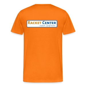 Racket Center - Männer Premium T-Shirt