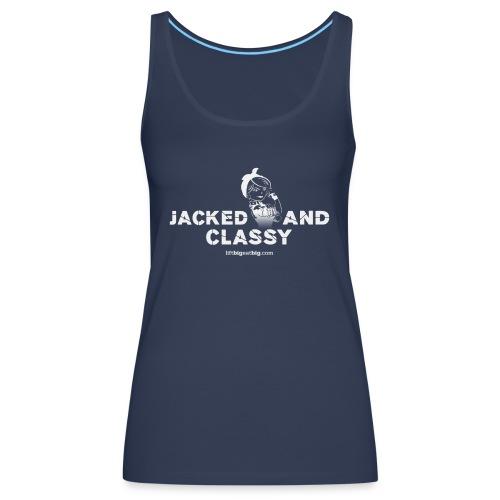 Jacked and classy Tank - Women's Premium Tank Top