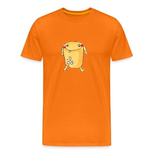 Kartoffelmonster - Männer Premium T-Shirt