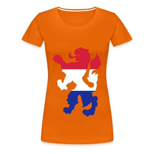 Vrouwen voetbalshirt - Vrouwen Premium T-shirt