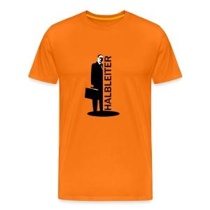 Halbleiter, Chef Vertreter - Männer Premium T-Shirt