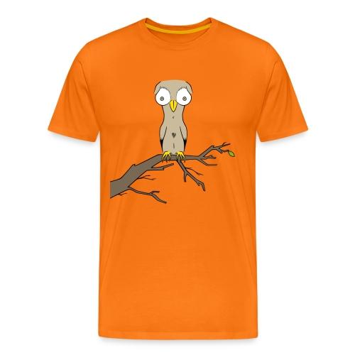 Don't stare at my Boobs! Classic-Shirt - Männer Premium T-Shirt