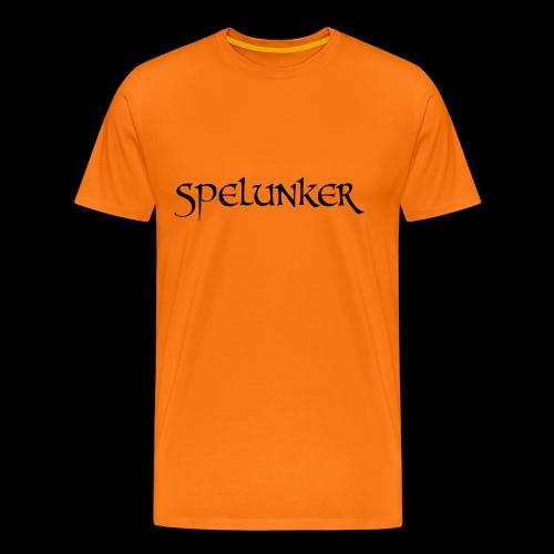 Spelunker - Maglietta Premium da uomo