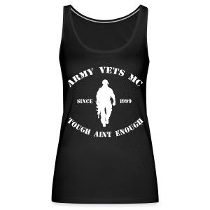 Front - Frauen Premium Tank Top