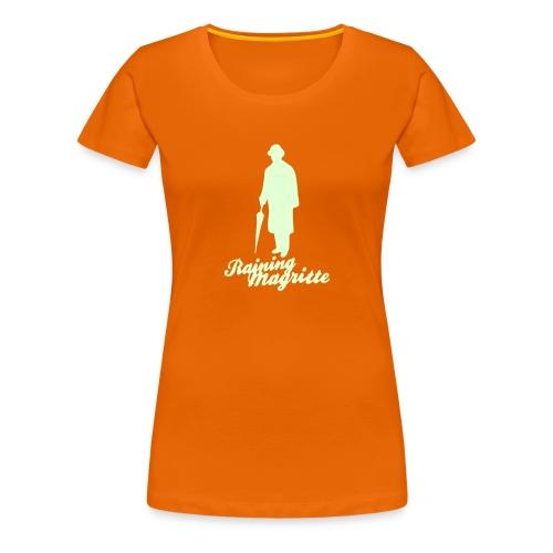 René Magritte GOLCONDE Édition - T-shirt Premium Femme