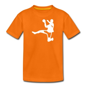 Handballer | Kinder T-Shirt - Teenager Premium T-Shirt