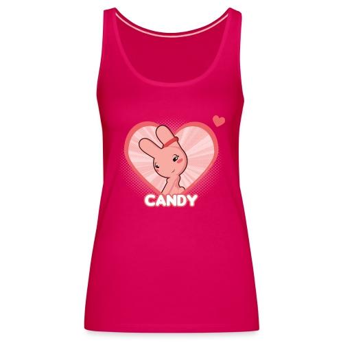 Candy Bunny - Love ! - Débardeur Premium Femme