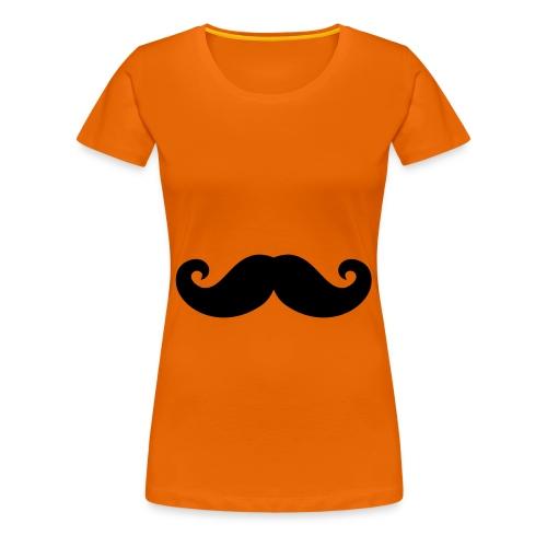 Schnautzer - Frauen Premium T-Shirt