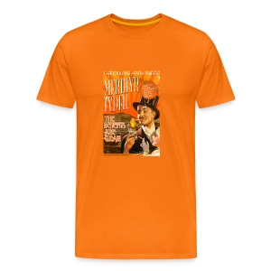 Taff Tourism: Merthyr - Men's Premium T-Shirt