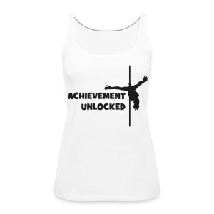 Achievement Unlocked - Vest Top - Women's Premium Tank Top