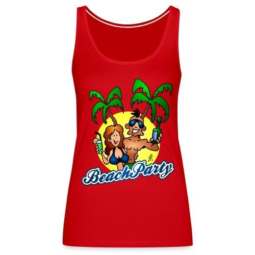 Beach party Tank Top - Women's Premium Tank Top
