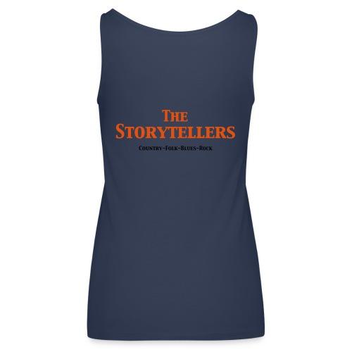 Storytellers Shirt - Frauen Premium Tank Top