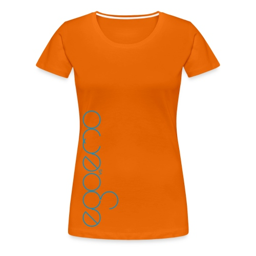Ego Vs Emo - 01 - Hellblau- F - Frauen Premium T-Shirt