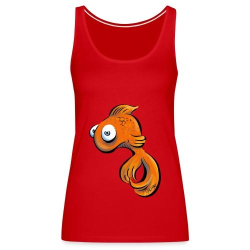 Goldfisch - Frauen Premium Tank Top