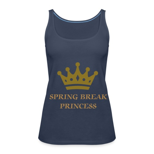 Spring Break Princess :WOMEN - Frauen Premium Tank Top