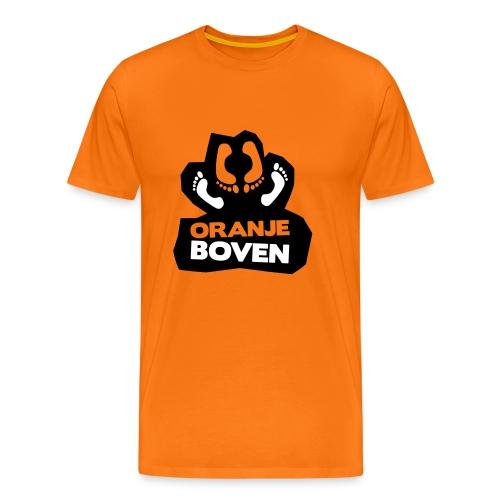 Oranje Boven - Mannen Premium T-shirt