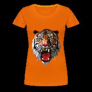 T-Shirts ~ Frauen Premium T-Shirt ~ Tiger