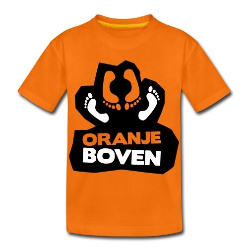 Oranje Boven - Kinderen Premium T-shirt