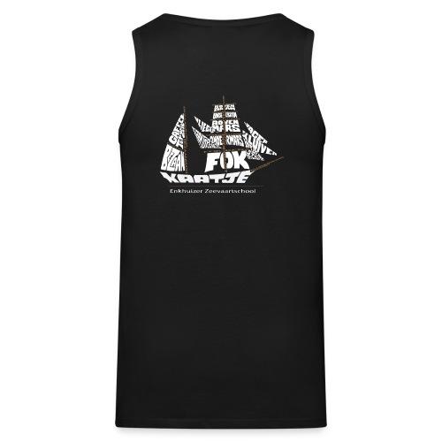 Men's Muscle T-shirt - Mannen Premium tank top