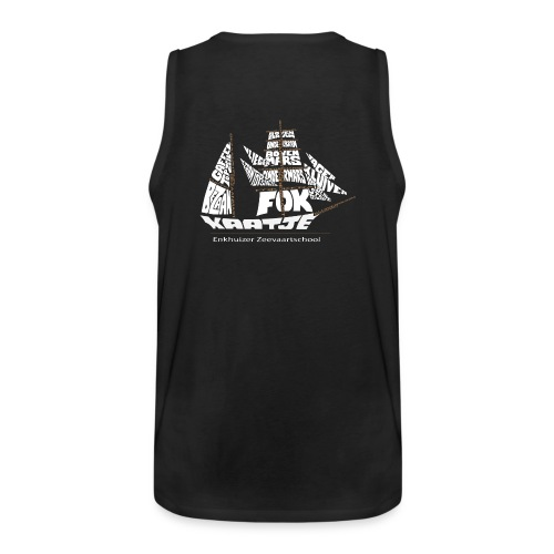 Men's Muscle T-shirt - Mannen Premium tank top