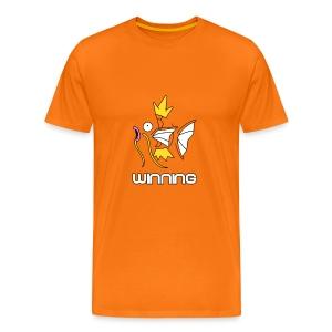 Magikarp Winning - Men's Premium T-Shirt