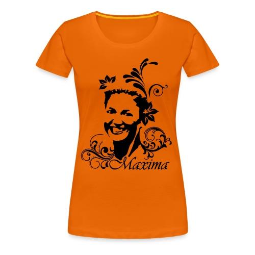 Oranje Maxima Shirt - Women's Premium T-Shirt