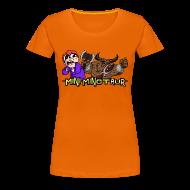 T-Shirts ~ Women's Premium T-Shirt ~ Tobuscus Mini Minotaur