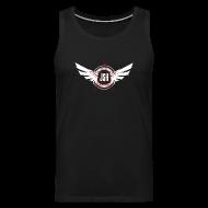 Sports wear ~ Men's Premium Tank Top ~ JSH Logo #10-w