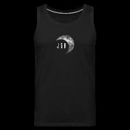 Sports wear ~ Men's Premium Tank Top ~ JSH Logo #4-w