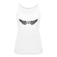 Tops ~ Women's Premium Tank Top ~ JSH Logo #8-b