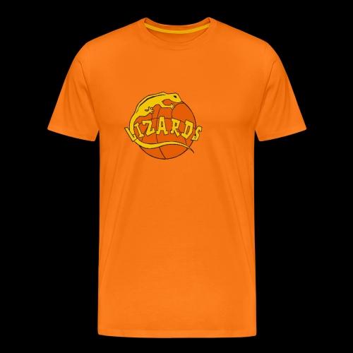 BBC Stendal Shirt Orange - Männer Premium T-Shirt