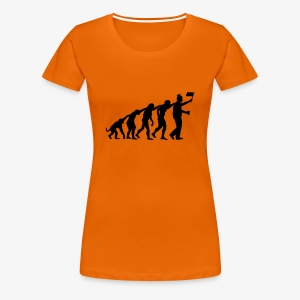 Dutch going Ape - Women's Premium T-Shirt