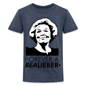 Bealieber kind - Teenager Premium T-shirt