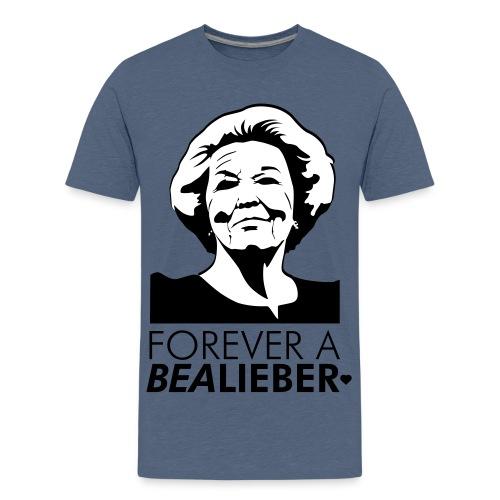 Bealieber kind - Teenager Premium T-shirt