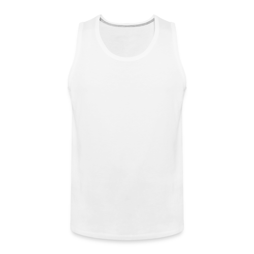 Gym is my Church - Männer Premium Tank Top