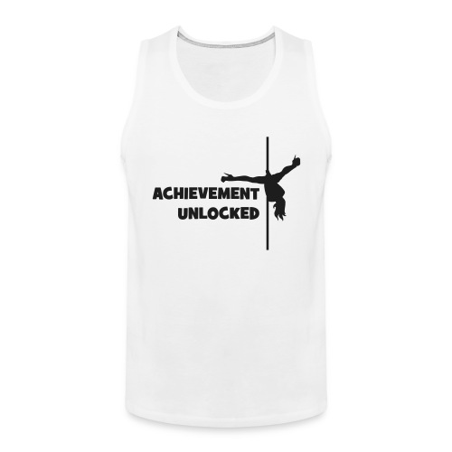 Achievement Unlocked - Men's Tank Top - Men's Premium Tank Top