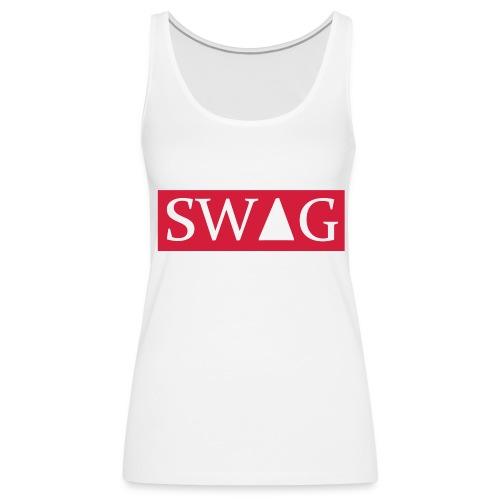 swag - Frauen Premium Tank Top