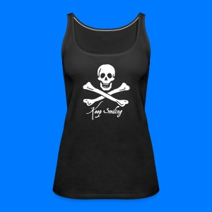 ~ Keep smiling ~ - Frauen Premium Tank Top
