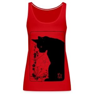 Cat McKoy - Camiseta de tirantes premium mujer